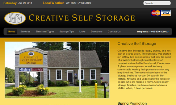 Creative Self Storage