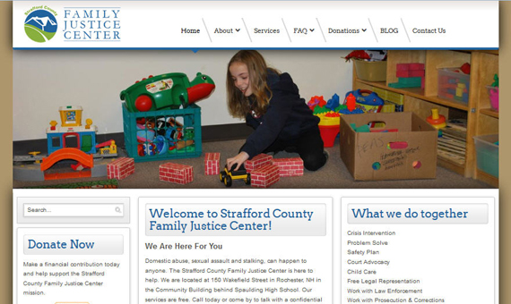 Strafford County Family Justice Center